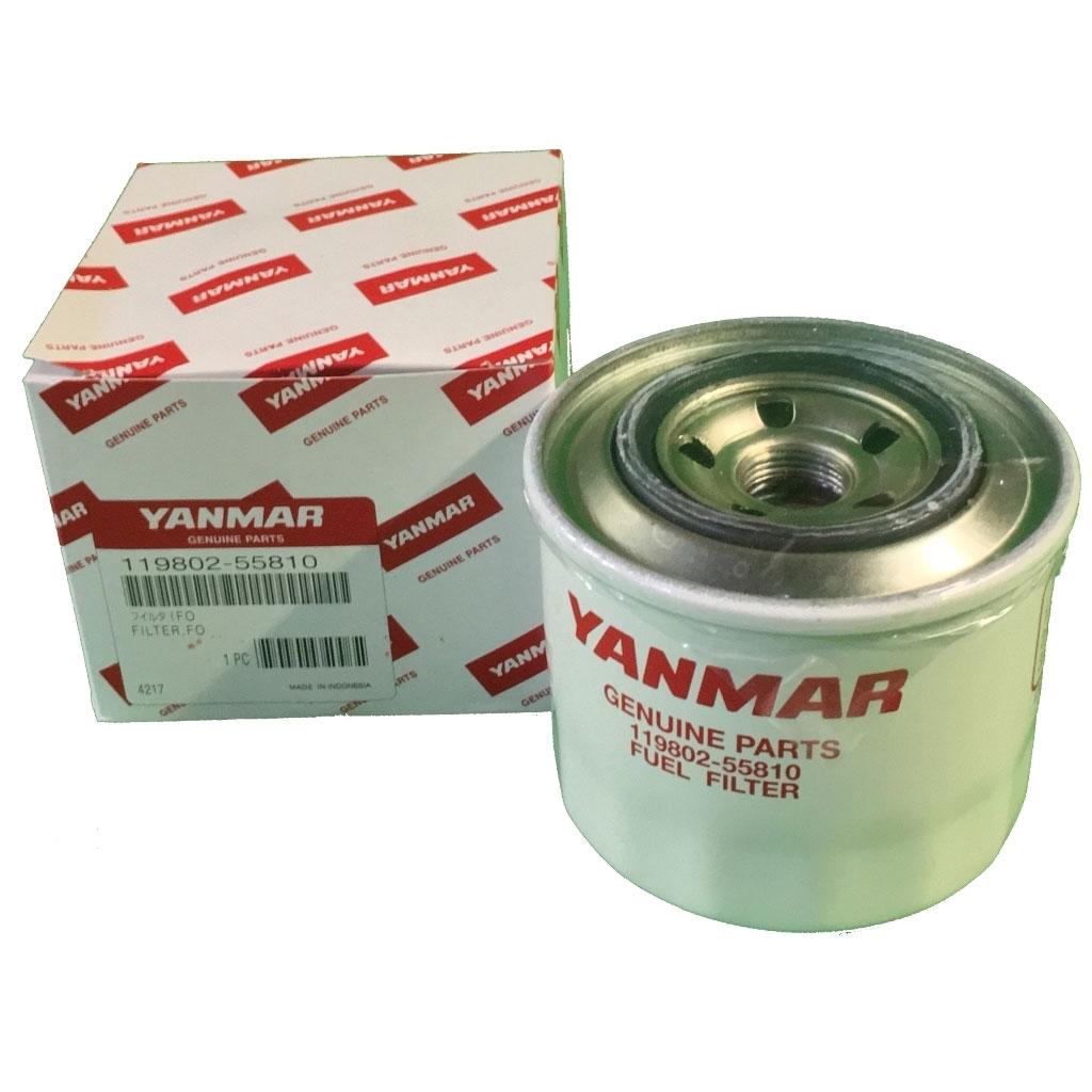 Yanmar 119802-55810, 119802-55801 Fuel Filter – DONALDSON P550127