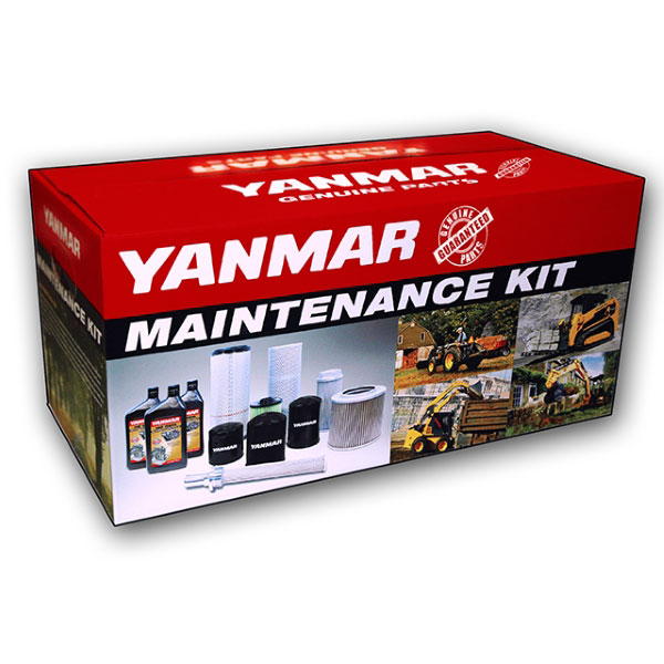 Yanmar Tractor Maintenance Kit - KIT-SA001 for SA221, SA324, SA424