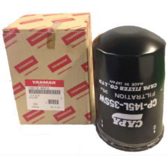 Yanmar 198119-48310 Hydraulic Oil Filter – SA221, SA324, SA424, EX3200