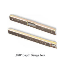.070″ DEPTH GAUGE TOOL (10 PACK) – Oregon 107529