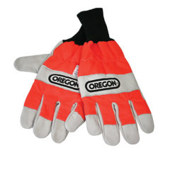 CHAINSAW GLOVES – SIZE 10 – Oregon 91305L