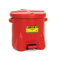 OILY WASTE CAN, SAFETY, 10GAL – Oregon 935-FL