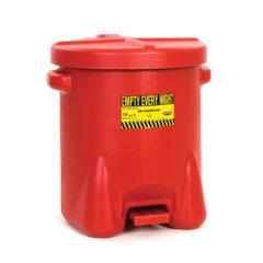 OILY WASTE CAN, SAFETY, 14GAL – Oregon 937-FL
