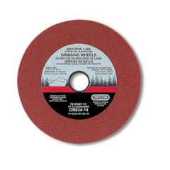 1/4″ GRINDING WHEEL FOR ALL FULL SIZE GRINDERS – Oregon OR534-14A