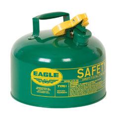 FUEL CAN, COMBUSTIBLE, GREEN, 2.5GAL, METAL – Oregon UI-25-FSG