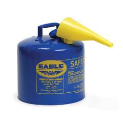FUEL CAN, KEROSENE, 5GAL, BLUE, METAL – Oregon UI-50-FSB