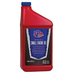 4 CYCLE 30WT SMALL ENGINE OIL, 32 OZ – NEW – Oregon VP2913