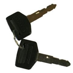 Yanmar 1A7880-52100 Ignition Keys, Cub Cadet, EX450, EX2900, SC2400, SC2450