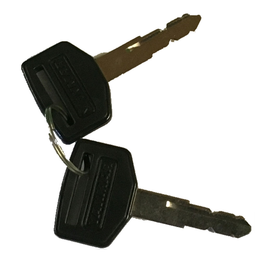 Yanmar 1a7880 52100 Ignition Keys Cub Cadet Ex450