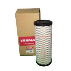 Yanmar 119808-12520 Air Filter 129004-12520
