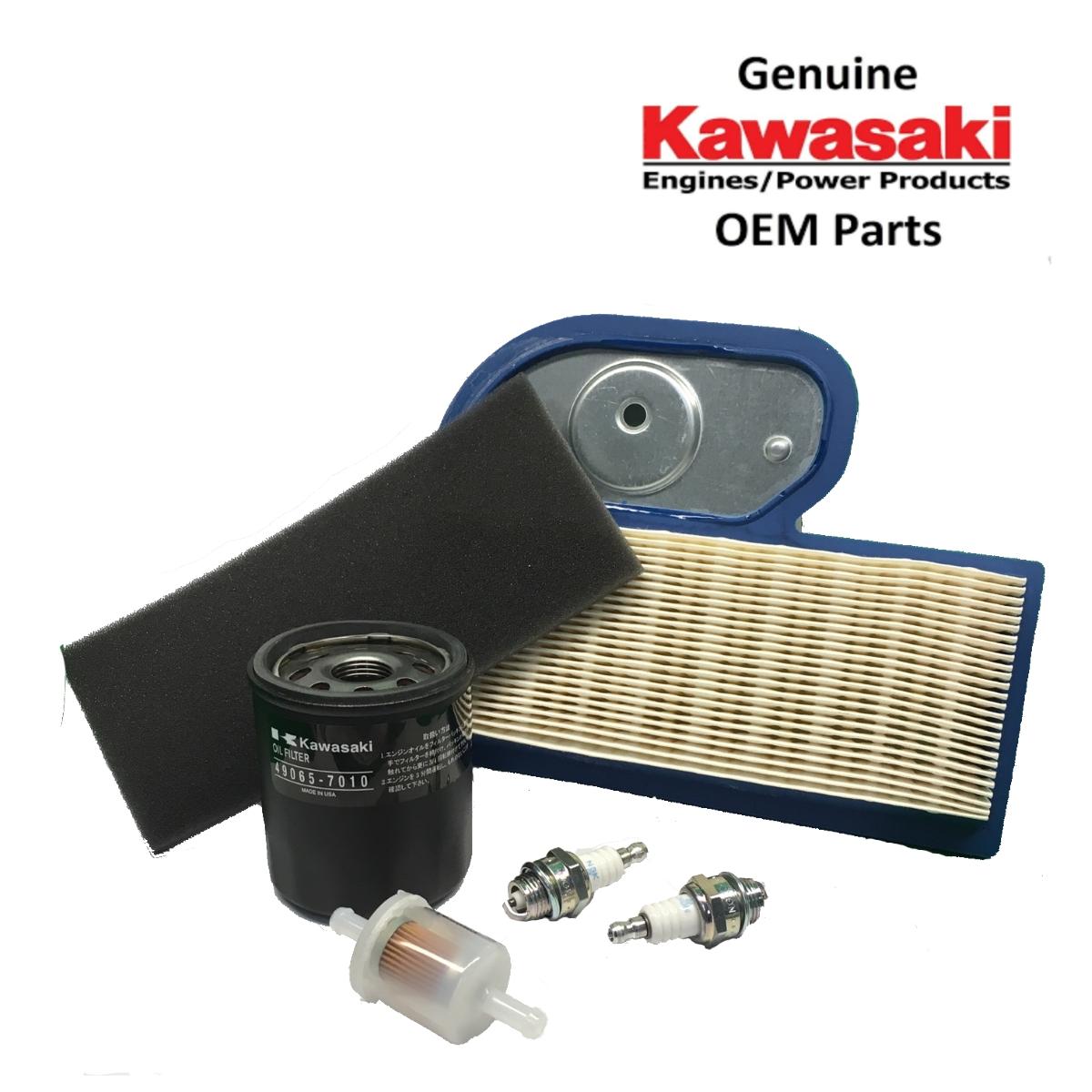 Oem Kawasaki Tune Up Kit For Fh451v Fh500v Fh531v