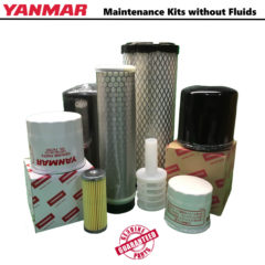 Yanmar Tractor Maintenance KIT-SC001 for SC2400, SC2450 (No Fluids)