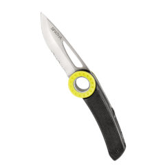 Petzl S92ANS SPATHA knife black