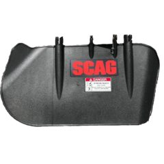 Scag Discharge Chute Velocity Deck Commercial 461846