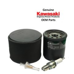 OEM Kawasaki Tune-Up Kit for Exmark 30″ Commercial Walk-Behind Mower – FJ180V KAI