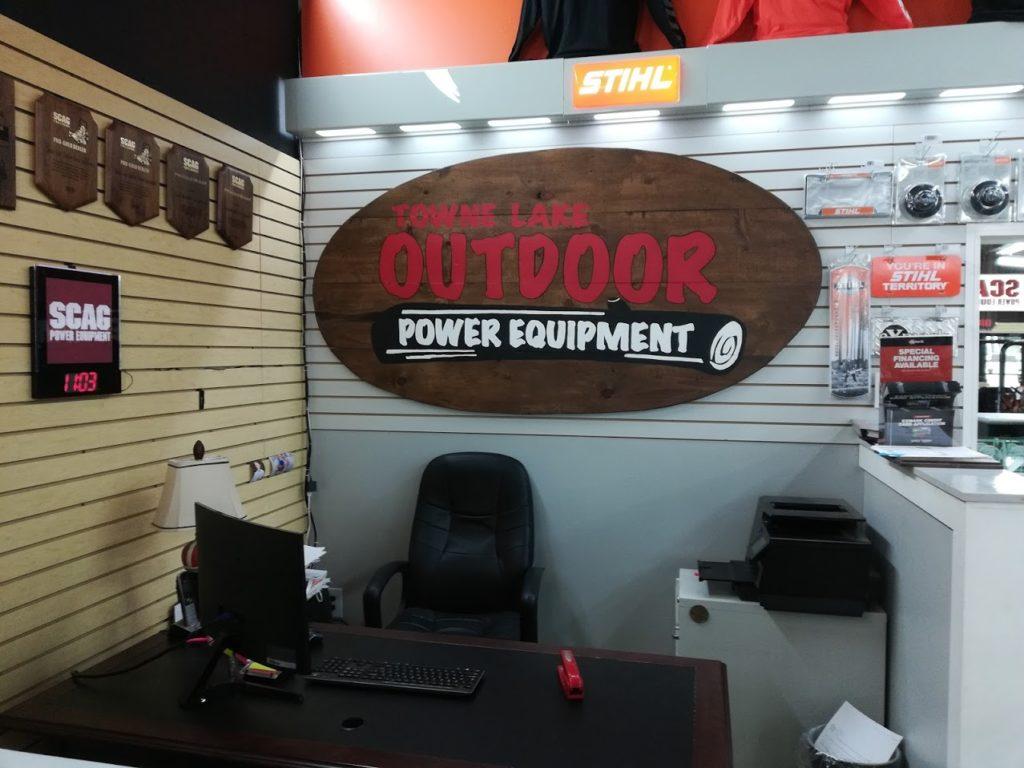 Outdoor Power Equipment Parts Woodstock GA