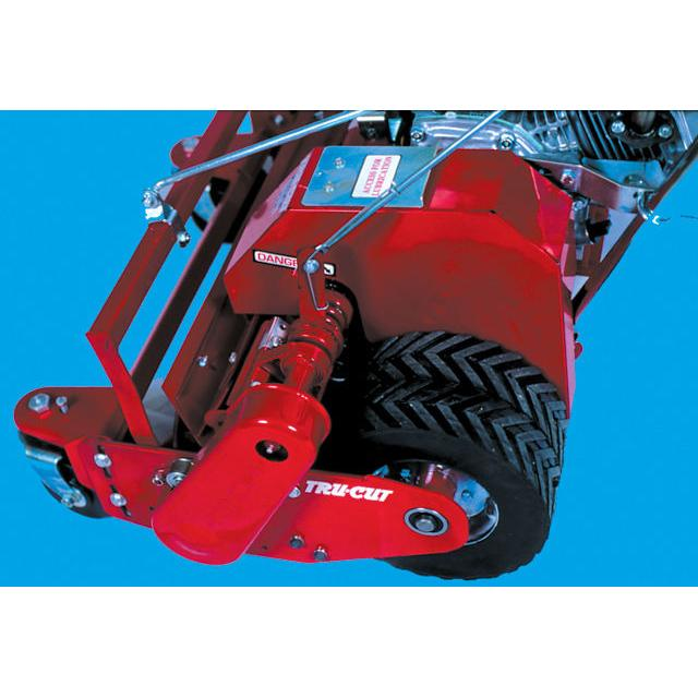 Tru Cut C27 H 7 Commercial Reel Mower 5 5 Hp Honda Power