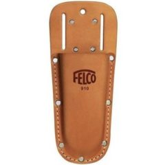 Felco 910 – Genuine Leather Holster with Belt Loop and Clip