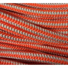 Pelican Rope 1/2×200 – 12200 orange and white – with a bag